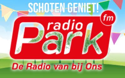 Schoten Geniet! Sponsor: Radio Park FM